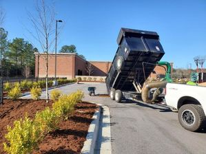 Residential & Commercial Mulch Distribution in Garner, NC (1)