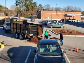 Residential & Commercial Mulch Distribution in Garner, NC (2)