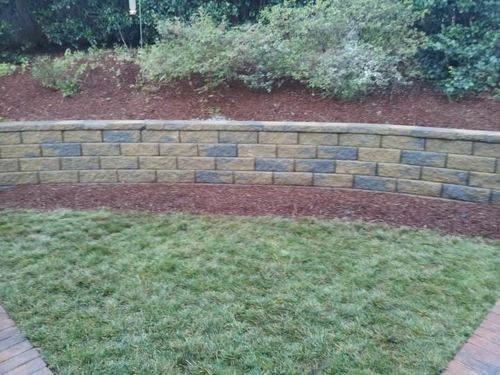 Landscaping in Garner, NC